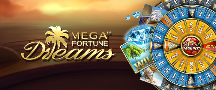 Mega Fortune Dreams videoslot