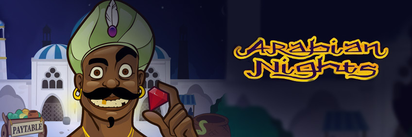 Arabian Nights banner